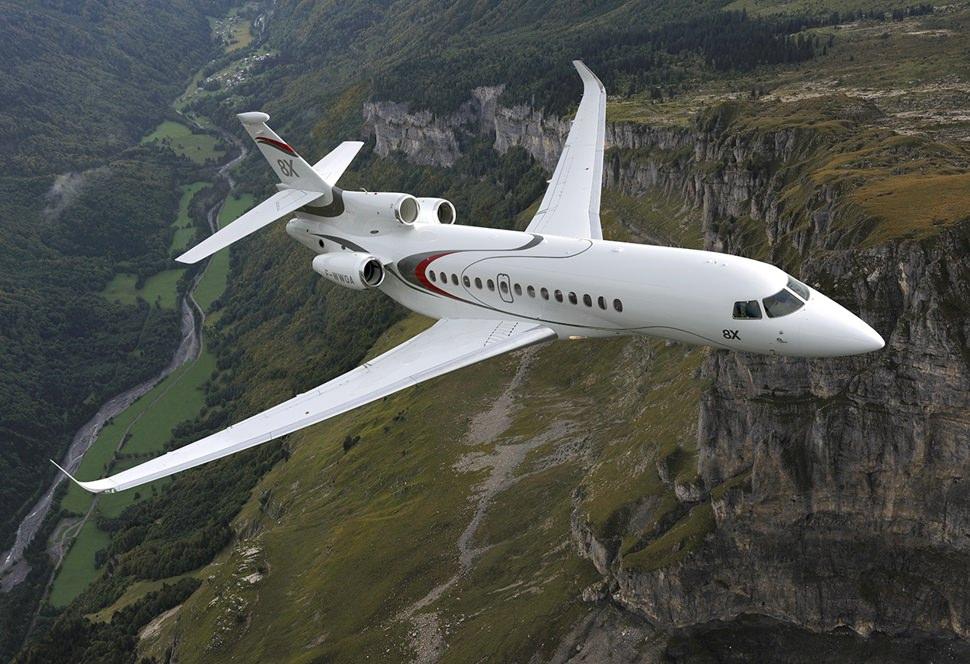 Dassault entrega quarto Falcon 8X no Brasil - FlightMarket