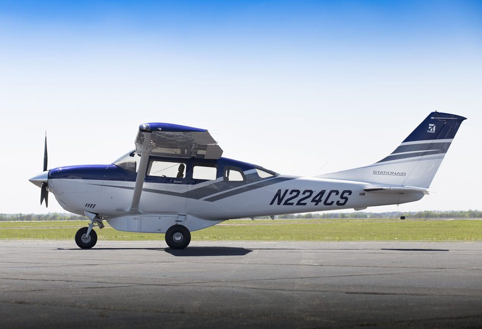Cessna Turbo Stationair HD