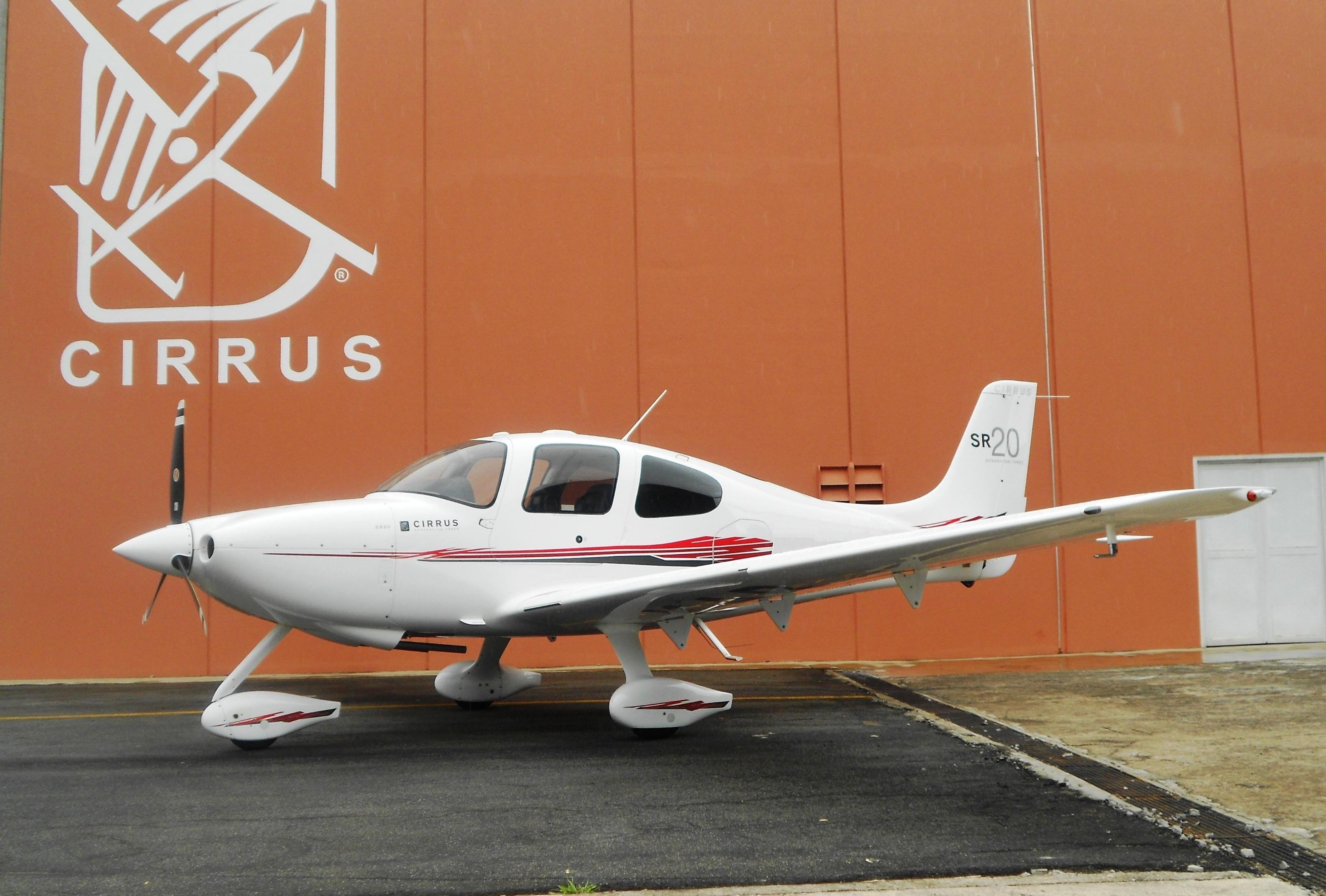 cirrus sr20 g3