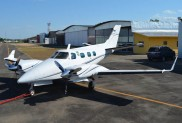 BEECHCRAFT DUKE 60 1977