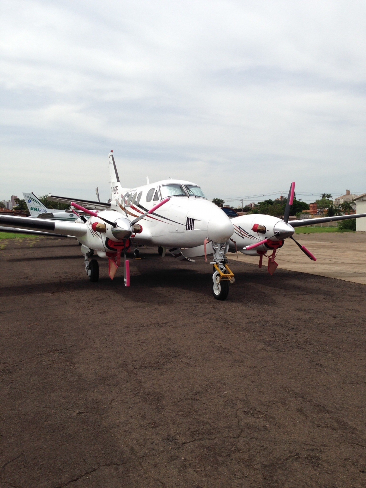 BEECHCRAFT KING AIR C90 1980
