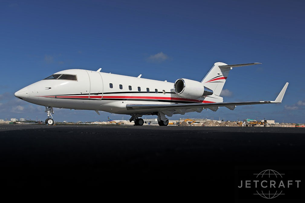 BOMBARDIER/CHALLENGER 601-3R 1994