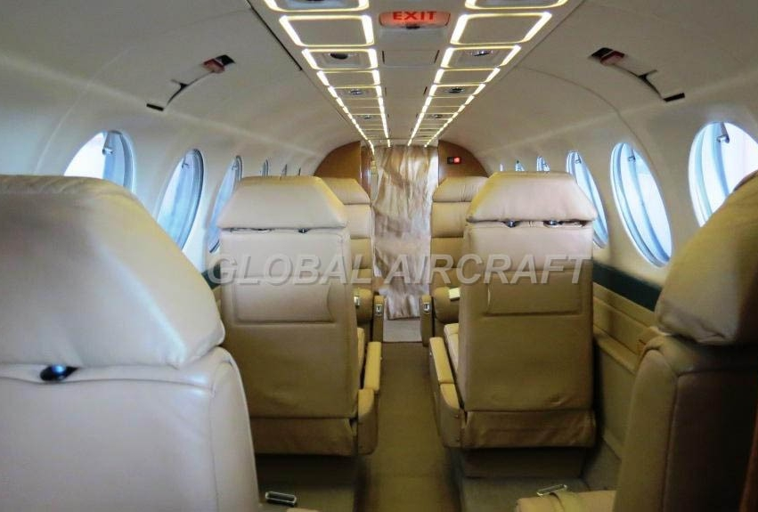 BEECHCRAFT KING AIR 350 1997