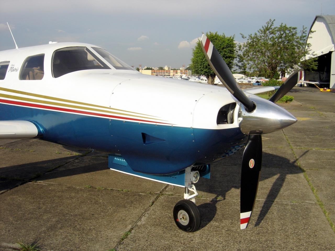 Piper Pa 46r 350t Malibu Matrix 2009 224 Venda 711h