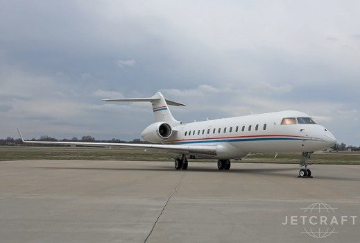 BOMBARDIER GLOBAL EXPRESS 2003