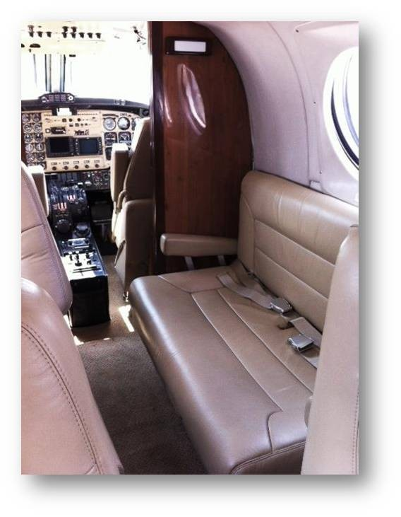 BEECHCRAFT KING AIR 200 1978