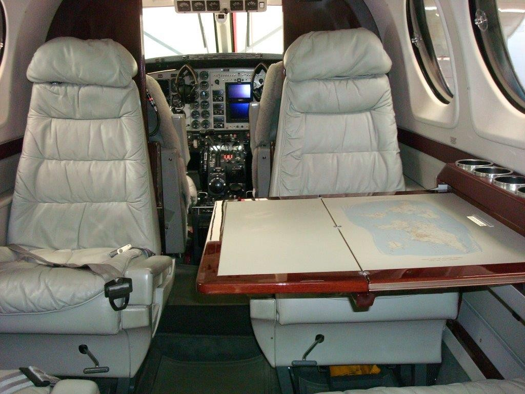 BEECHCRAFT KING AIR C90B 1997