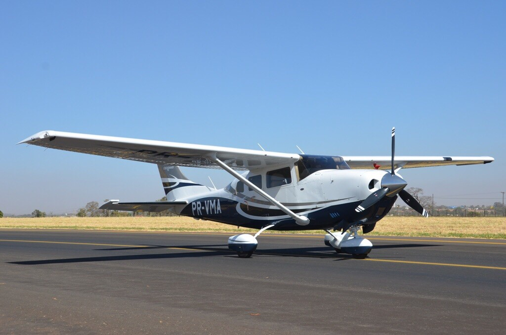 CESSNA TURBO 206H STATIONAIR 2008