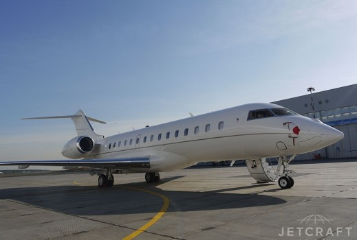 BOMBARDIER GLOBAL EXPRESS XRS 2010