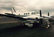 BEECHCRAFT KING AIR C90 1974