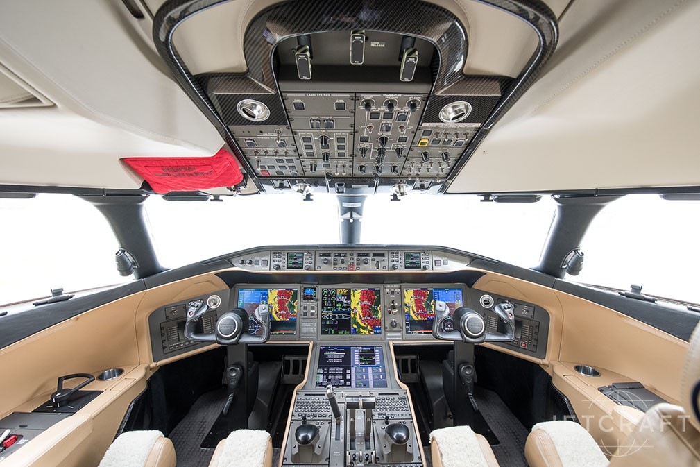 BOMBARDIER GLOBAL 6000 2013