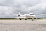BOMBARDIER GLOBAL 5000 2011