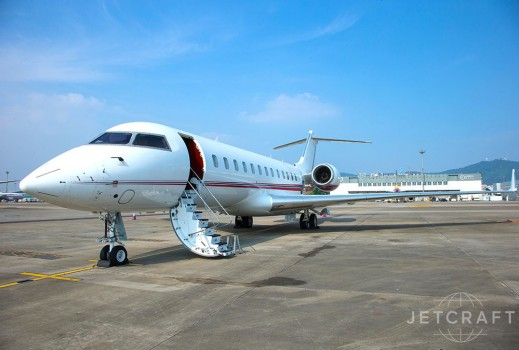 BOMBARDIER GLOBAL EXPRESS 2005
