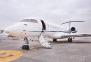 BOMBARDIER GLOBAL EXPRESS XRS 2011