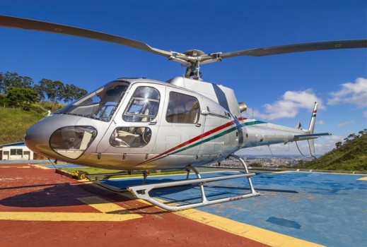 EUROCOPTER AS350 B2 ESQUILO 2008