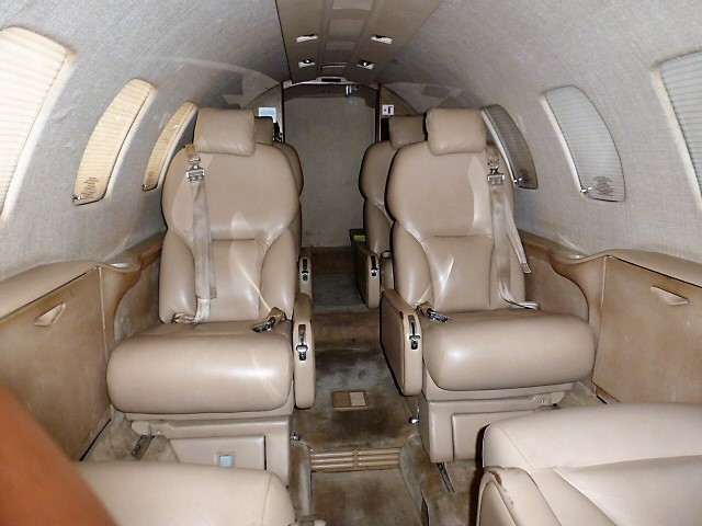 CESSNA CITATION BRAVO 2001