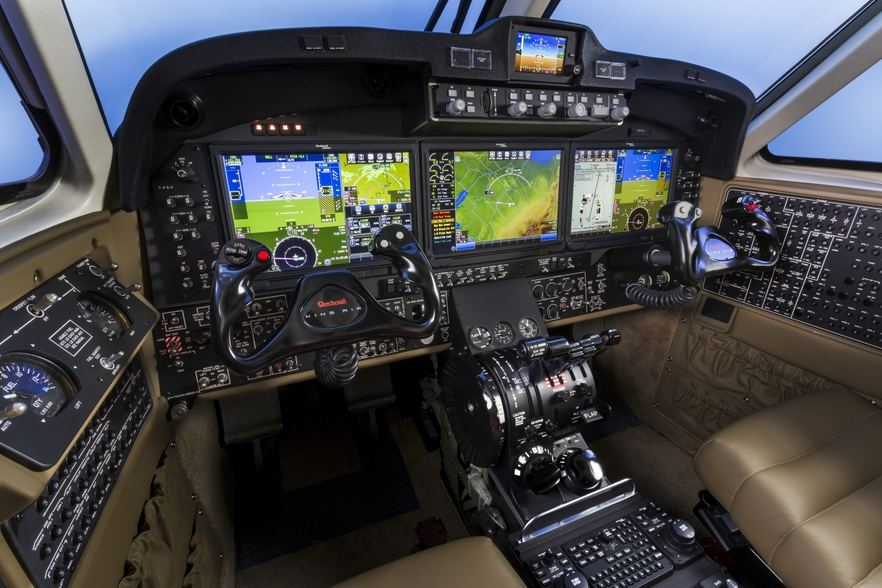 BEECHCRAFT KING AIR 350i 2017