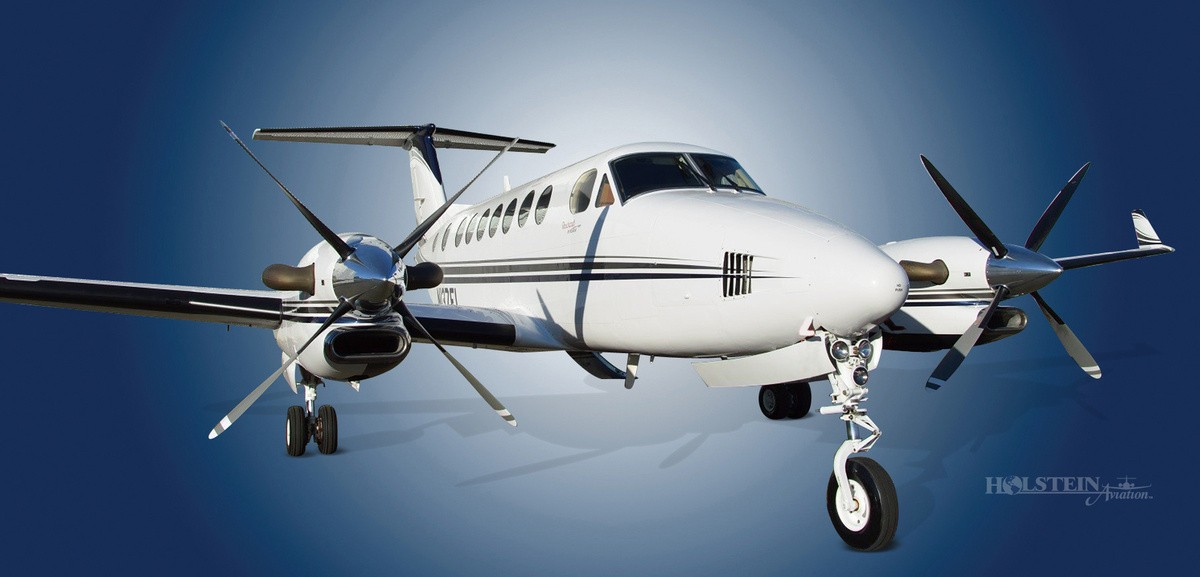 BEECHCRAFT KING AIR 350 1996