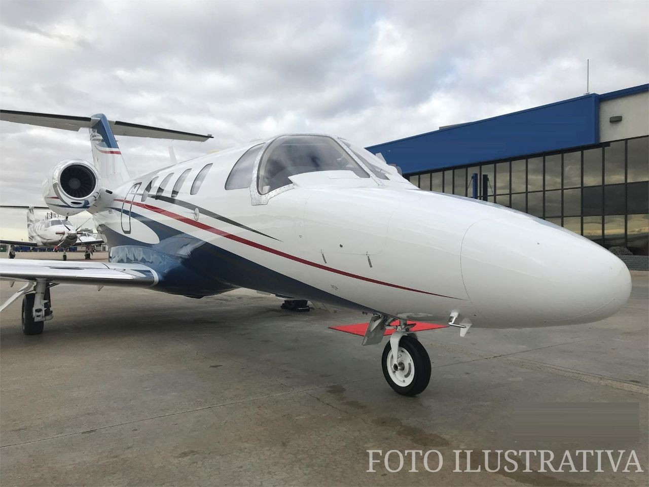 CESSNA CITATION JET 525 1997