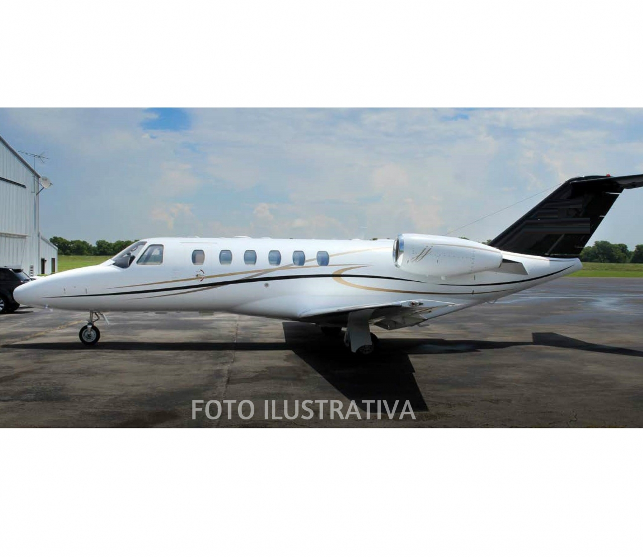 CESSNA CITATION CJ2+ 2010