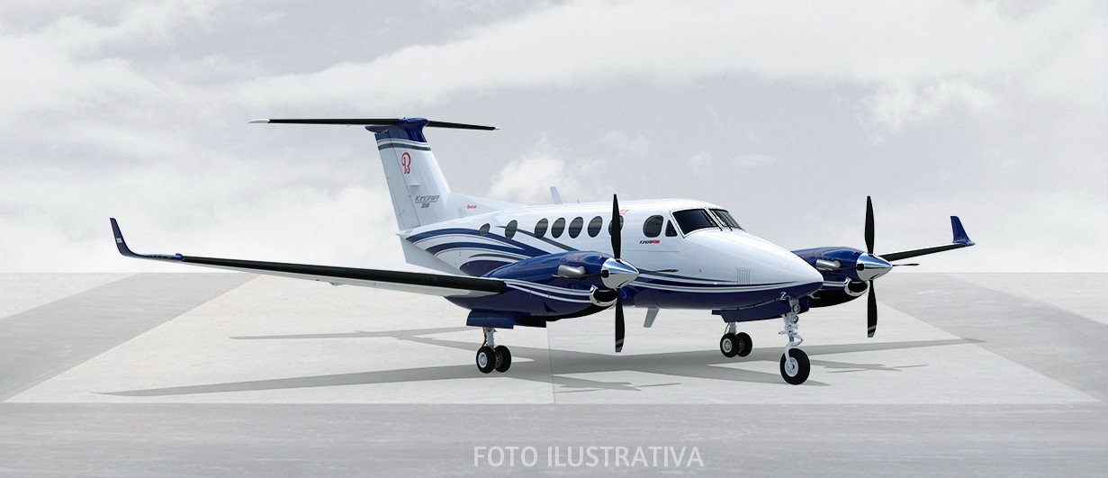 BEECHCRAFT KING AIR 250 2016