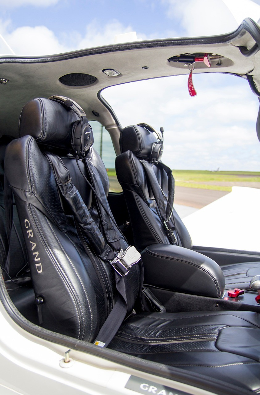 CIRRUS SR22 G5 GRAND 2014
