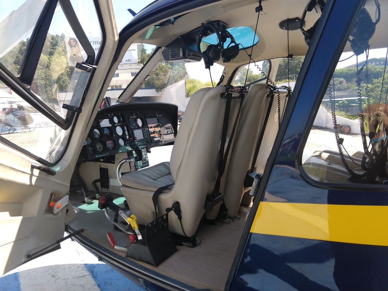 EUROCOPTER AS350 B2 ESQUILO 2005