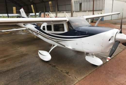 CESSNA TURBO 206H STATIONAIR 2005