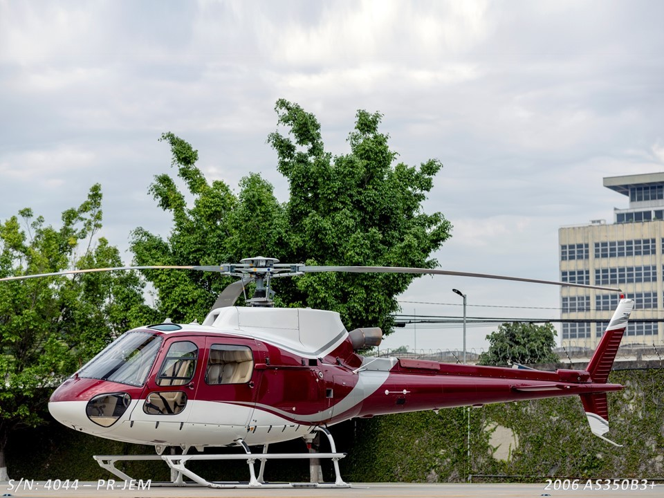 EUROCOPTER AS350 B3 ESQUILO 2006