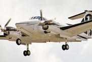 BEECHCRAFT KING AIR F90 1981