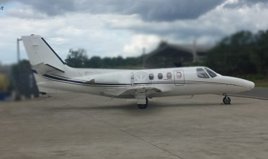 CESSNA CITATION I 1977