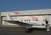 BEECHCRAFT KING AIR C90B