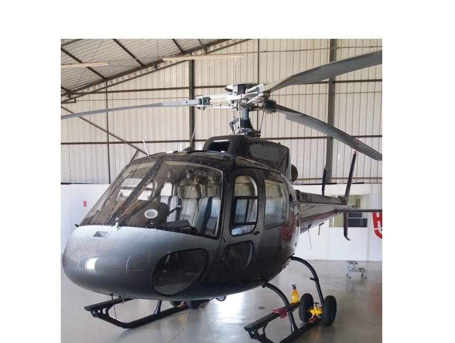EUROCOPTER AS350 B2 ESQUILO 1996