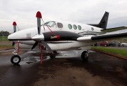 BEECHCRAFT KING AIR C90A 1984