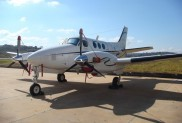BEECHCRAFT KING AIR C90 1978