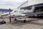 BEECHCRAFT KING AIR F90 1982