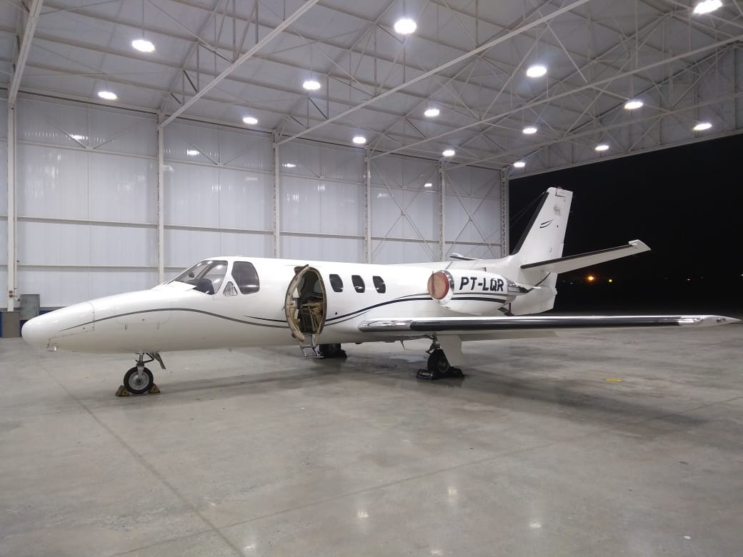 CESSNA CITATION I 1975