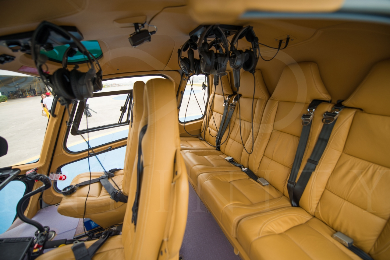 EUROCOPTER AS350 B2 ESQUILO 2013