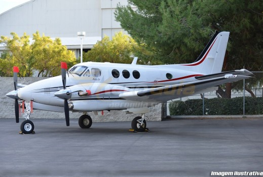 BEECHCRAFT KING AIR C90A 1994