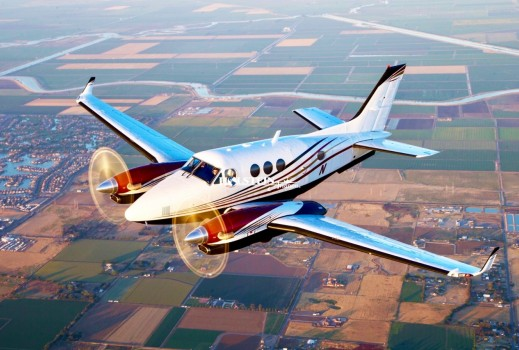 BEECHCRAFT KING AIR C90GTx 2013
