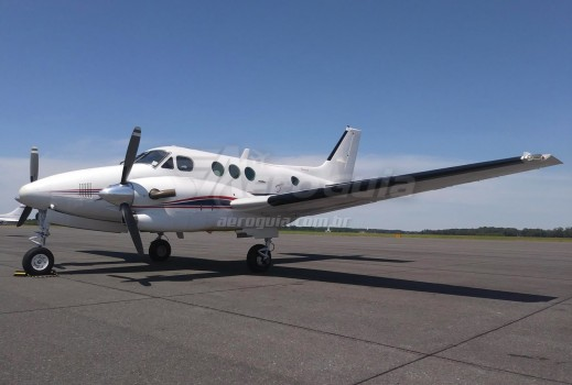BEECHCRAFT KING AIR C90A 1990