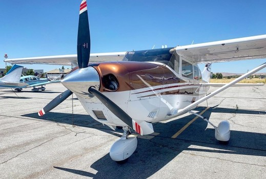 CESSNA TURBO 206H STATIONAIR 2007