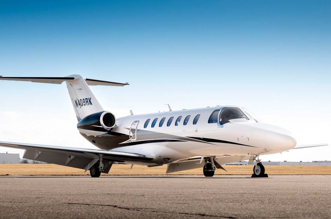 CESSNA CITATION CJ3 2017