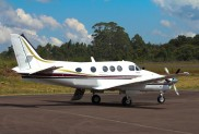 BEECHCRAFT KING AIR C90 1990