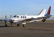 BEECHCRAFT KING AIR C90 1982