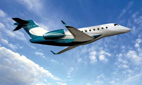 FlightSafety International dará Treinamento a Tripulantes dos Jatos LEGACY 450 e 500