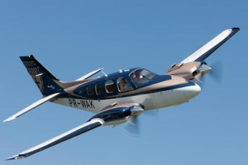 Beechcraft Baron 50th Anniversary
