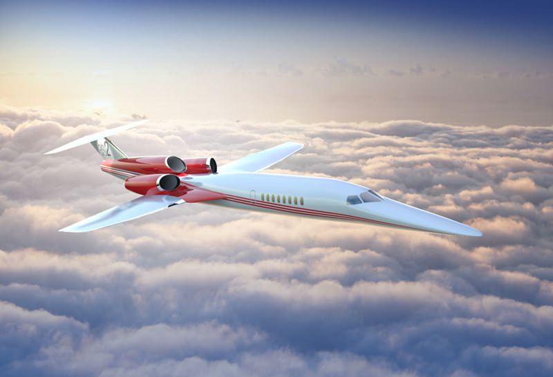 [Internacional]Flexjet torna-se cliente da primeira frota de jatos executivos supersônicos da Aerion Jato-supersonico-aerion-as2-comeca-a-receber-encomendas-flightmarket-1442000000